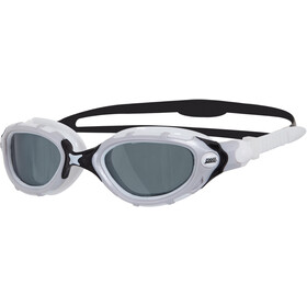 Zoggs Predator Flex Polarized Svømmebriller grå/sort